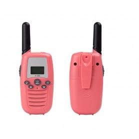 DrPhone WT1- 22 kanaals Walkie Talkies – Roze