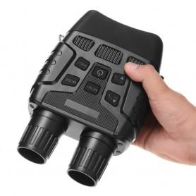 DrPhone NightVision - 4X Zoom –Foto's / Video's maken - Night Vision 250-300 Meter – INCL BATTERIJ - Zwart
