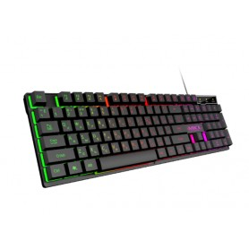 ElementKey AK600 - Gaming Keyboard - 3 kleuren -LED's – Mechanisch – Waterproof - PC