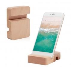 DrPhone XZ01 - Mobiele Telefoon Houder – Telefoon Stand – Bamboe – Universeel