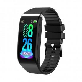 DrPhone CDC-1 Smartwatch – Hartslagmeter – Bloeddrukmeter – Fitness – Stappenteller – Mannen/vrouwen -