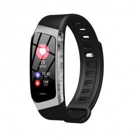 DrPhone Ladies X2 – Smartwatch – Bloeddrukmeter – Stappenteller - Hartslagmeter - Zilver