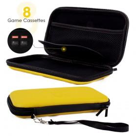 DrPhone NSLOT 01 - Nintendo Switch Lite Opberg Case– Draagbare Case – Reizen -