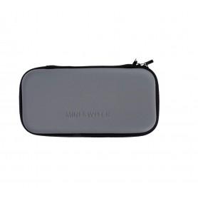 DrPhone NSLOT 01 - Nintendo Switch Lite Opberg Case– Draagbare Case – Reizen - Grijs