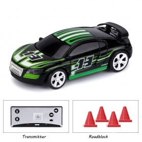 DrPhone TinyCars2 - 1:58 Bluetooth R/C Auto 2.4Ghz Besturing tot 30 meter - IOS / Android - Explorer
