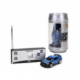 DrPhone TinyCars - Sport R/C Racer Radio Besturing - RC Micro Racing Bestuurbare Auto Inclusief Pionnen - Golden Warrior