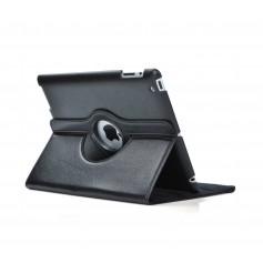 DrPhone iPad pro11/ iPad Air 4 10.9/ Case - 360 graden draaibare beschermhoes met automatische slaapstand – Zwart