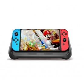 DrPhone XDL01 – Power Bank Case Nintendo Switch – 10000mAh – Fast Charge – PD – Draadloos – Reizen -Zwart