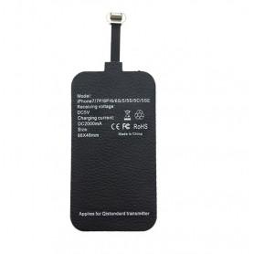 DrPhone R2 - 10W 2A Draadloze Ontvanger + Lader Voor Lightning Apple Mobiele Telefoon - iPhone Smartphone Ontvanger