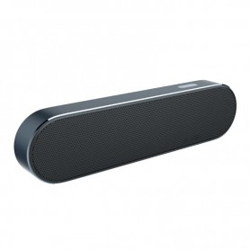 DrPhone BDS900 Bluetooth Draadloze Speaker Dual 40mm - 3D stereo luidsprekers met AUX & Ingebouwde Microfoon - Zwart