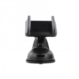 DrPhone MPH8 Universele Smartphone Houder - 3.5 tot 7 inch - Korte nek 360 ° rotatie met zuignap voor Auto Voorruit & Dashboard