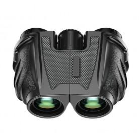 DrPhone APL10 Verrekijker – Porro Binocular– Compacte Telescoop - 10X25 – voor kinderen/mannen & vrouwen - Zwart
