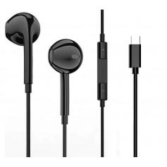 DrPhone HiFi1 PRO - USB-C Oordopjes Met DAC – Microfoon – TYPE-C Oordoppen Volume Controle