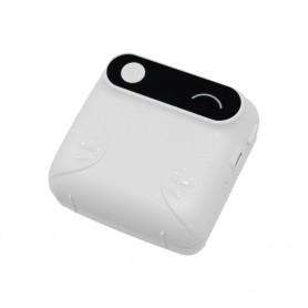DrPhone PiX Pro - Telefoon Afdrukken - Bluetooth Printer - Draagbare Mini Printer - 57mm Label - Kinderen - Wit