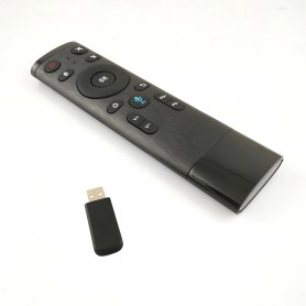 DrPhone DAM3 - Draadloze afstandbediening - 2.4G draadloze verbinding - Spraakbesturing - Q5 Voice Control