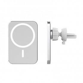 DrPhone CM15 - Magnetische Auto Draadloze Oplader - Mobiele navigatie/signaal draadloze signalen - 15w -