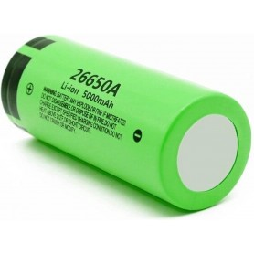 DrPhone BAT26 - 26650A Draagbare Batterij - oplaadbare batterij - 5000 Mah - Hoge capaciteit