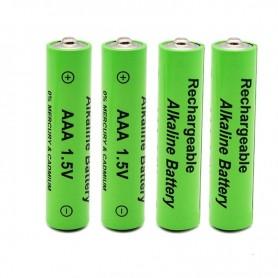 DrPhone BAT30 - 3500 Mah draagbare Batterij - Oplaadbare batterijen - 4 in 1 pack
