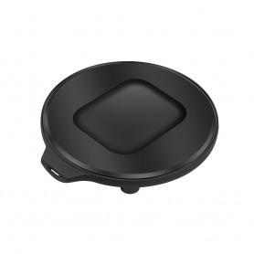 DrPhone DAO1 - Draadloze Oplaadstation Voor Bluetooth Oordoppen - 300 mA - Zwart