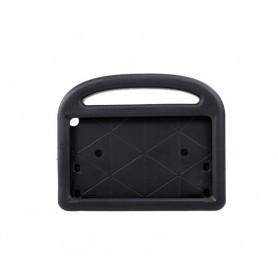 DrPhone PCI2 - iPad Mini - 7.9 Inch - Siliconen Hoes - Kindvriendelijk - Schokbestendig – Zwart