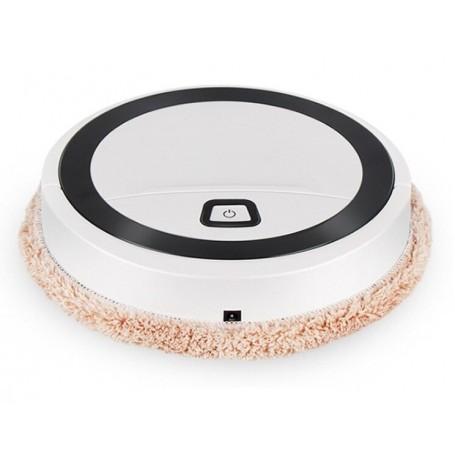 DrPhone SRS1 – Robot Stofzuiger – Dweil – Desinfectie – 60 Minuten Lang – USB Oplaadbaar – Wit