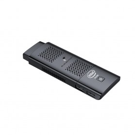 Elementkey IniX2 - Ultra Klein Quad Core Mini PC - Celeron N4100 - 6G Emmc 128G SDD Opslag - Windows 10 - Zwart