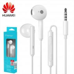 Originele Huawei AM115 3.5 mm handsfree hoofdtelefoon met afstandsbediening en microfoon - headset Wit
