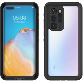 DrPhone P40 Pro 2019 Waterdichte Case - IP68 - Full-body beschermhoes (zwart)