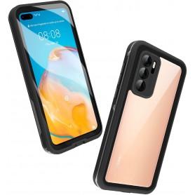 DrPhone P40 Waterdichte Case - IP68 - Full-body beschermhoes (zwart)