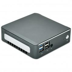 Elementkey AIR1 - i5-8265U - 8GB RAM + 256GB NVME SSD + 1TB HDD + Windows 10 + AC WIFI + BT - Zwart