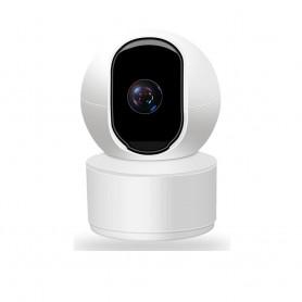 DrPhone C10 Draadloze Smart WiFi 2.4G IP Camera 8MP - 3804x2160 - Wit