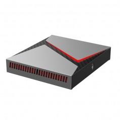 Elementkey GX1 - Game PC - i7 9750H - 16GB Ram - 256 GBS SSD - 1 TB HDD - Nvidia GTX 1650 - Gaming PC - Mini PC - Zwart