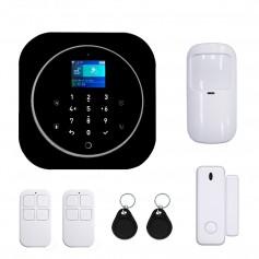 DrPhone WGA1 – Tuya Draadloze Wifi Alarm Systeem – 433 MHZ – 90 DB Sirene - Gratis App Voor Smartphone