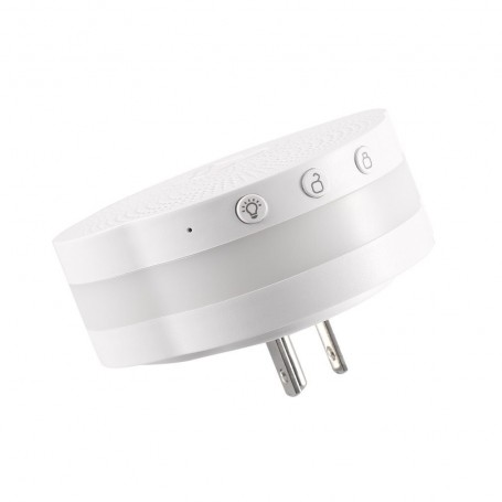 DrPhone NA1 – Nachtlamp – Alarmsysteem – Bluetooth – Voor Android/IOS