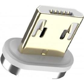DrPhone ECHO Series - Magnetisch Bitje (PLUG) - Micro USB - Losse Magnetische koppelstuk - Voor Micro USB Android
