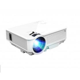 DrPhone KMT Beamer – Portable Projector – Beamer – Kantoor – School – Werkruimte – HD Multimedia –