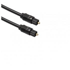 DrPhone Digitale Optische Audio Kabel - Zwart – 5 Meter