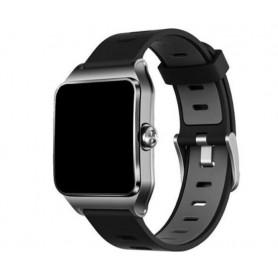 DrPhone - PureSport Pro - GPS Sport Horloge - Fitness Tracker Waterproof Hartslagmeting met illumi Run (Strava)