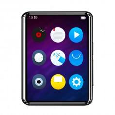 DrPhone MX3 Bluetooth 5.0 MP3-speler- Volledig touchscreen 2.5inch- 8GB met ingebouwde luidspreker - Zwart