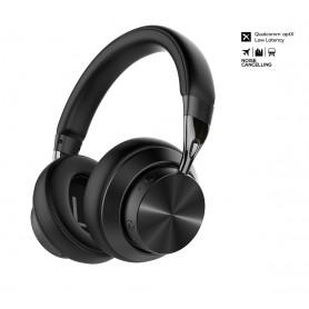 DrPhone ANC-E10 - Actieve Noise Cancelling Koptelefoon - Bluetooth 5.0 aptX - Over-Ear - 30 uur Accu