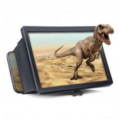 DrPhone ESF2 – Universele – Opvouwbaar - Draagbaar - 3D Video Vergroter - Smartphone Screen Vergroter – Voor Mobiele Telefoon