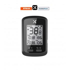 DrPhone XOSS G - GPS Fiets Computer - Strava / Trainingpeaks - Snelheidsmeter - Hoogtemeter - IPX7 Waterdicht