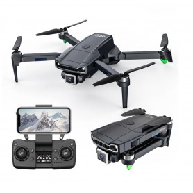 LUXWALLET LIBRA - 54KM/h - 229 Gram - WiFi GPS 4K Drone - 5MP - EIS Gimbal Stabilisator - 1200 Meter 5G Afstand