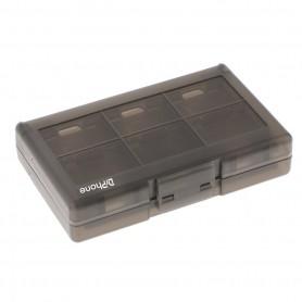 DrPhone SB1 24 in 1 Gamekaart Behuizing – Opbergdoos – Kaarthouder - Geschikt voor Nintendo Switch- met 2 extra micro SD vakken