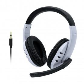 DrPhone PSXB - Microfoon Stereo Headset - geschikt voor PS4/PS5/box One