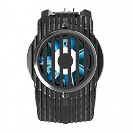 DrPhone TC1 – Telefoon Cooler – Krachtig – Snel – Geen Geluid – Geschikt voor Telefoons 65-85mm - Zwart
