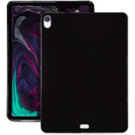 DrPhone TPUC1 - TPU Siliconen Case – Zwart Geschikt voor iPad Pro 11