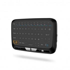 Elementkey KB3 Toetsenbord – Draagbare Mini Toetsenbord – Draadloos – QWERTY Toetsenbord – 2.4 Ghz – Zwart