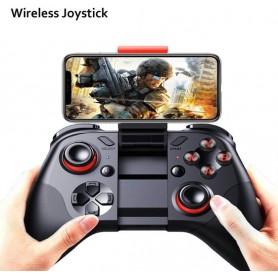 DrPhone Handheld Draadloze Gamepad - Controller - Joystick controller voor iOS / Android / iPad / Tablet / TV / PC