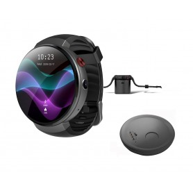 DrPhone SW14 Instinct - 4G Smartwatch Telefoon - GPS + WiFi - Stappenteller - Android 7.0 - Sim - 1GB Ram / 16GB Opslag